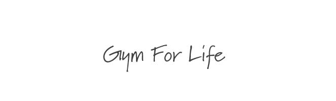 Gym For Life(ジムフォーライフ)